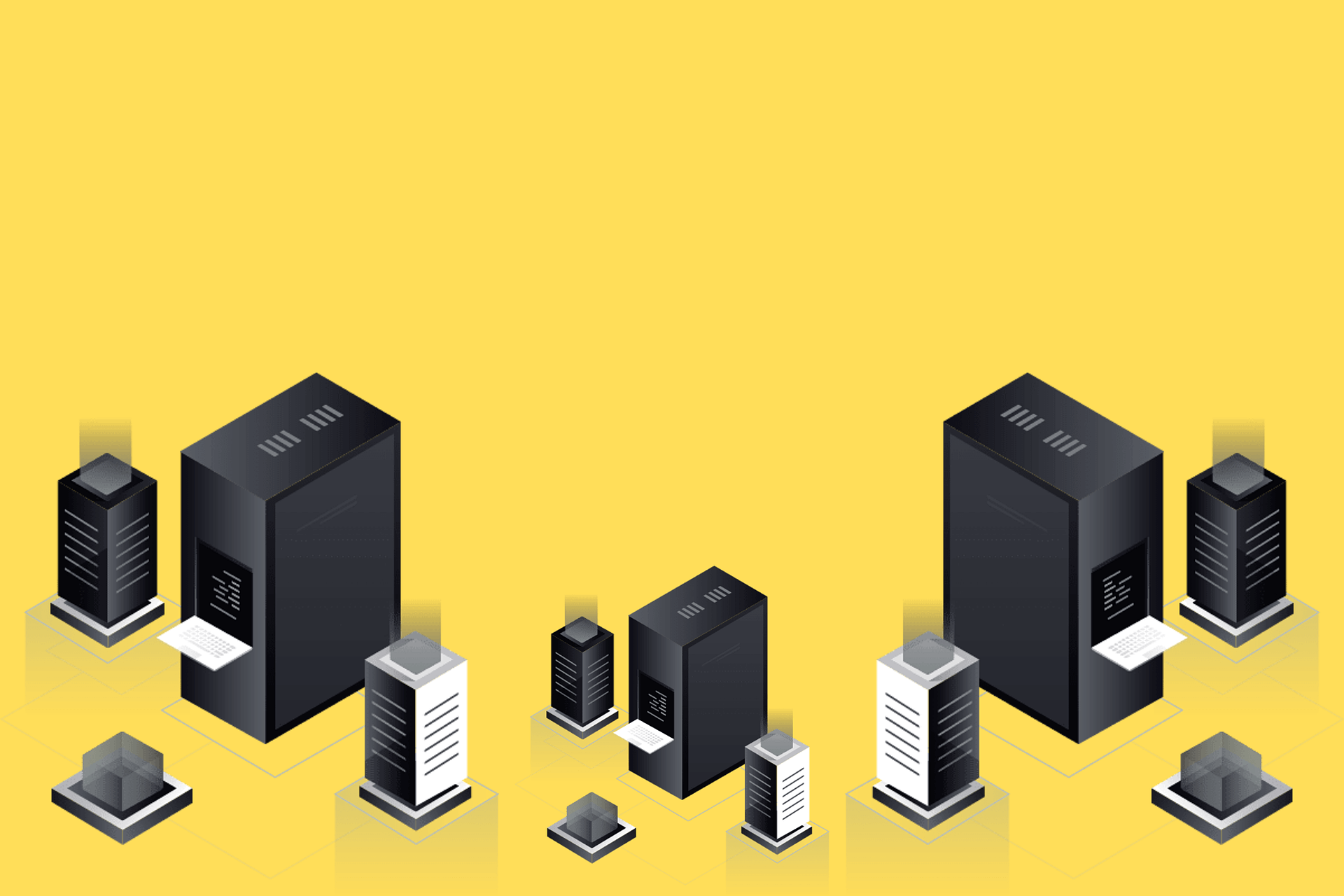 Website Hosting Server Computers Digital Lychee Website Design